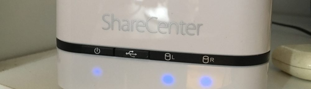 ShareCenter 320LW